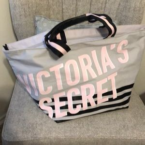 Victoria Secret Weekender Tote Bag